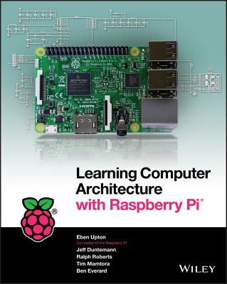 Learning Computer Architecture with Raspberry Pi Cover Image