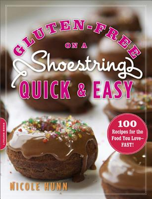 Gluten-Free on a Shoestring, Quick and Easy Cover