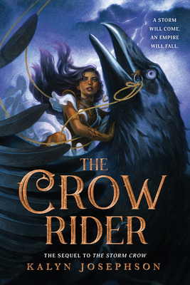 The Crow Rider Cover Image