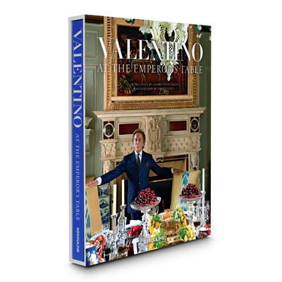 Valentino: At the Emperor's Table (Legends) Cover Image