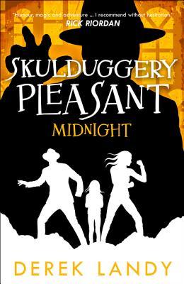 Midnight (Skulduggery Pleasant #11) Cover Image