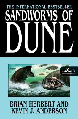 Sandworms of Dune Cover