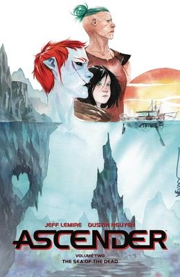 Ascender Volume 2: The Dead Sea Cover Image