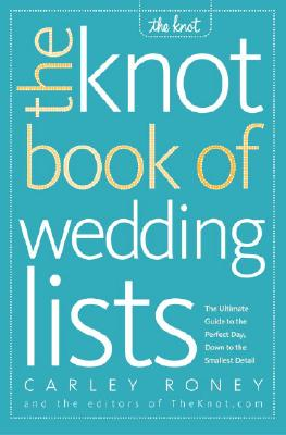 The Knot Book of Wedding Lists Cover