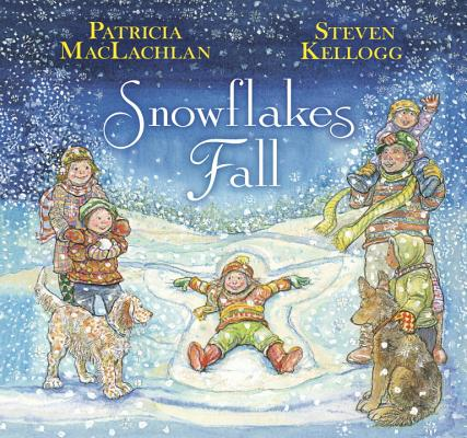 Snowflakes Fall Cover Image