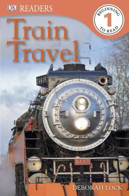 DK Readers L1: Train Travel Cover Image