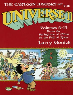 The Cartoon History of the Universe II Cover