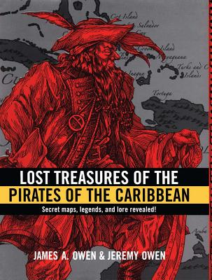 Lost Treasures of the Pirates of the Caribbean Cover