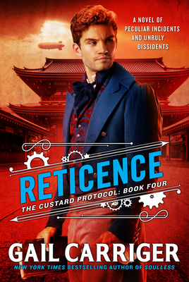 Reticence (The Custard Protocol #4) Cover Image