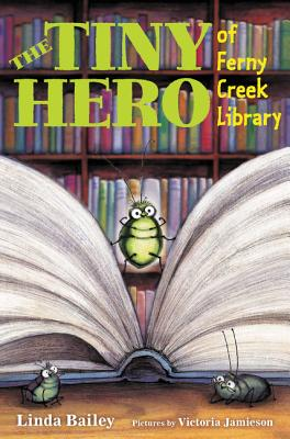 The Tiny Hero of Ferny Creek Library Cover Image