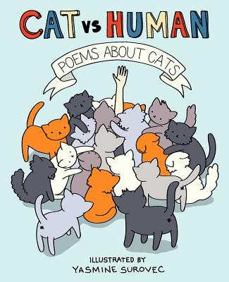 Poems about Cats (Cat vs Human #3) Cover Image