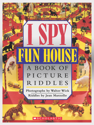 I Spy Fun House Cover