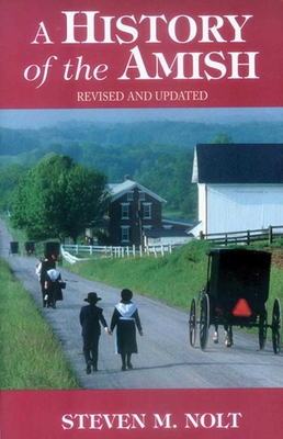 Cover for History of the Amish