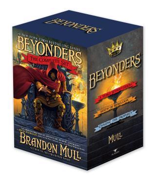Beyonders Cover