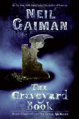 The Graveyard Book Cover Image