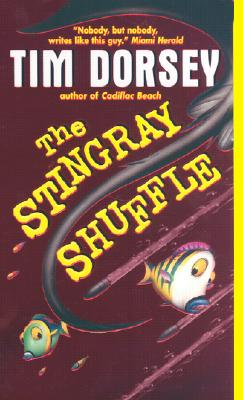 The Stingray Shuffle (Serge Storms #5) Cover Image