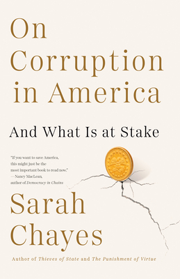 On Corruption in America: And What Is at Stake Cover Image