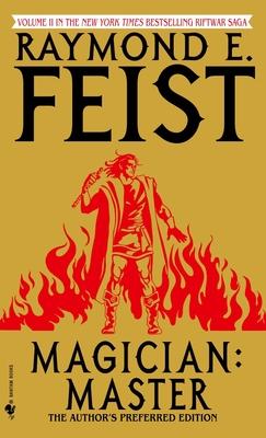 Magician: Master (Riftwar Cycle: The Riftwar Saga #2) Cover Image