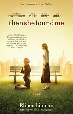 Then She Found Me Cover