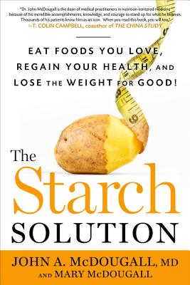 The Starch Solution Cover