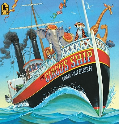 The Circus Ship Big Book Cover Image