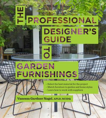 Cover for The Professional Designer's Guide to Garden Furnishings
