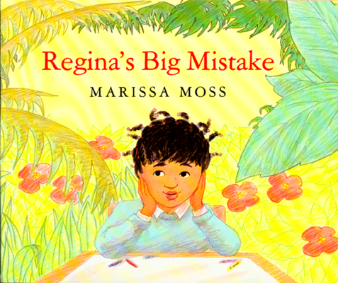 Regina's Big Mistake Cover