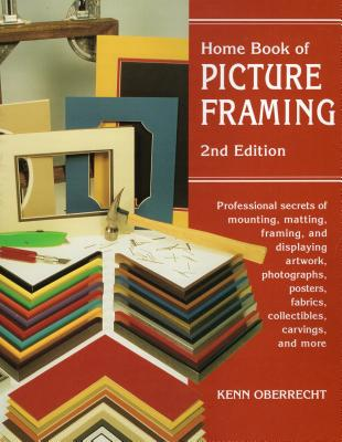 Home Book of Picture Framing Cover Image