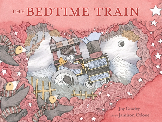The Bedtime Train Cover