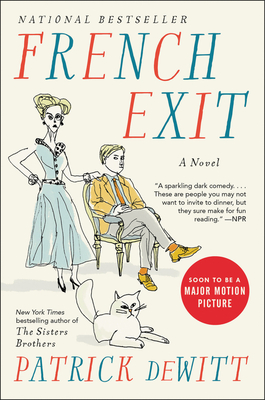 French Exit: A Novel Cover Image