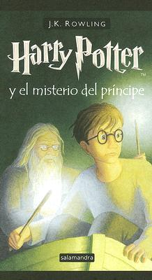 Harry Potter y El Misterio del Principe Cover Image