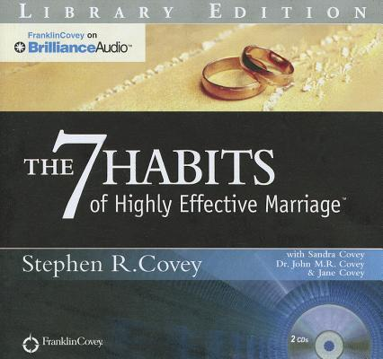 The 7 Habits of Highly Effective Marriage cover