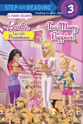 Too Many Puppies! Cover