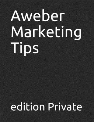 Aweber Marketing Tips Cover Image