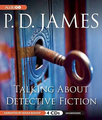Talking about Detective Fiction Cover