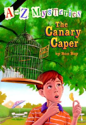 The Canary Caper Cover
