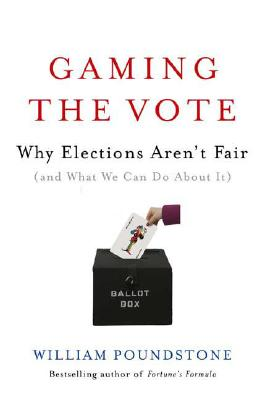Gaming the Vote Cover