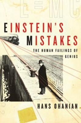 Einstein's Mistakes Cover