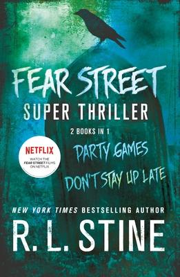 Fear Street Super Thriller Cover