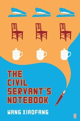 The Civil Servant's Notebook Cover