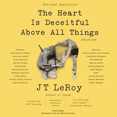 Cover for The Heart Is Deceitful Above All Things