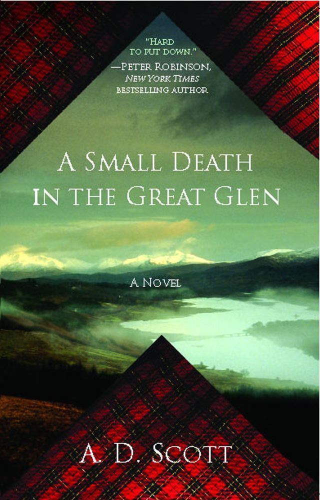 Cover for A Small Death in the Great Glen