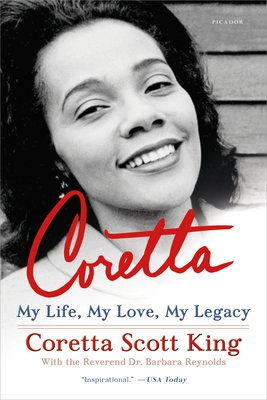 Coretta: My Life, My Love, My Legacy Cover Image