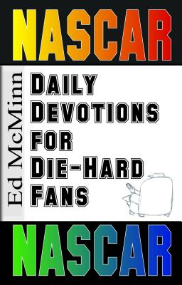 Daily Devotions for Die-Hard Fans NASCAR Cover Image