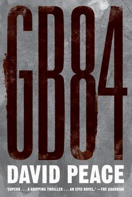 GB84: A Novel Cover Image