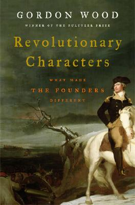 Revolutionary Characters Cover