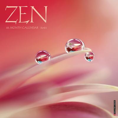Zen 2021 Wall Calendar Cover Image