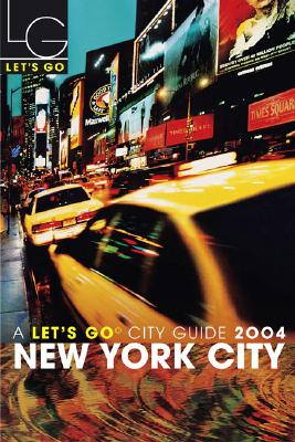 Let's Go 2004: New York City Cover Image