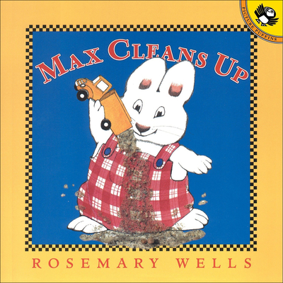 Max Cleans Up Cover Image