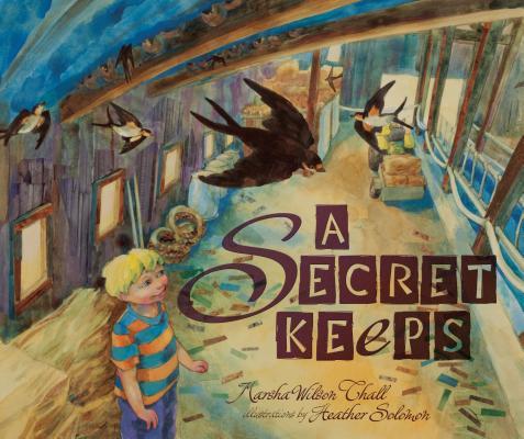 A Secret Keeps Cover